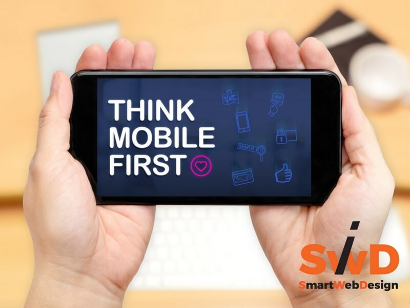 We live in a Mobile-First World - SmartWebDesign