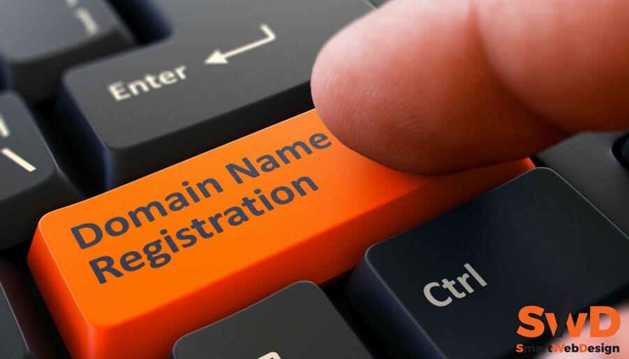 Κατοχύρωση Domain - Ηλεκτρονικό κατάστημα - SmartWebDesign