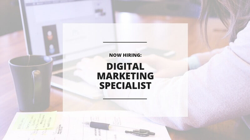 Θέση Εργασίας - Digital Marketing Specialist