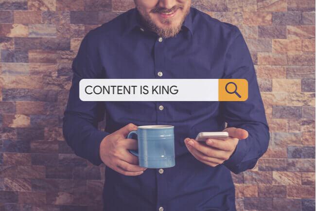 Content is King - Blogging - Τα πολλαπλά οφέλη που έχει για τις επιχειρήσεις - SmartWebDesign